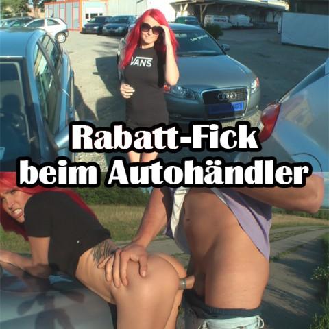 Rabatt-Fick beim Autohändler