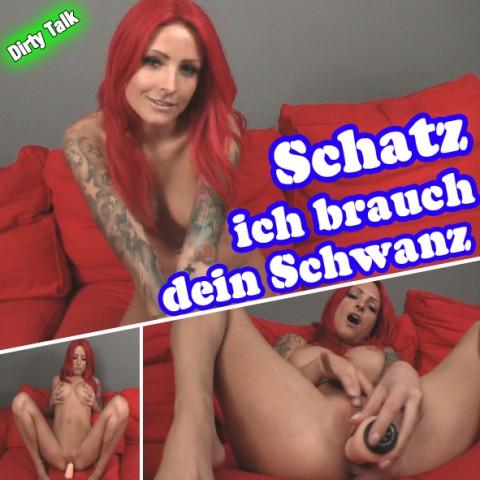 Dirty talk von deutscher ficke mit blanker schlampenfotze - 3 9